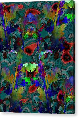 The Ground Cover Canvas Print by Tim Allen