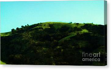 The Hills Canvas Print by Jamey Balester