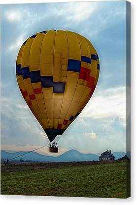 The Impressionable Balloon Canvas Print by Glenn McCarthy Art and Photography