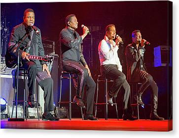 The Jacksons Canvas Print by Frits Lourens
