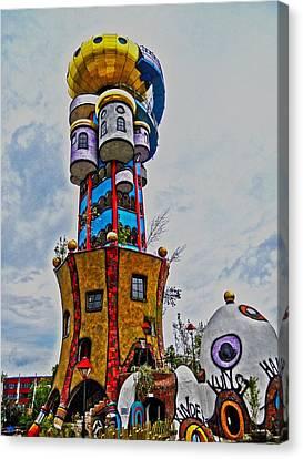 The Kuchlbauer Tower Canvas Print by Juergen Weiss