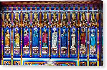 The Light Of The Spirit Westminster Abbey Canvas Print by Tim Gainey