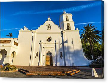 The Mission Canvas Print by Joseph S Giacalone