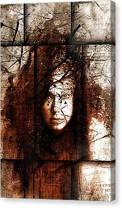 The Muse IIi Canvas Print by Gary Bodnar