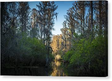 The Narrows Canvas Print by Marvin Spates