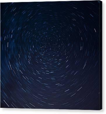 The North Star Canvas Print by Pelo Blanco Photo