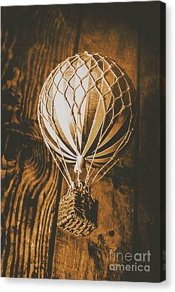 The Old Airship Canvas Print by Jorgo Photography - Wall Art Gallery