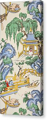 The Pagoda Canvas Print by Harry Wearne