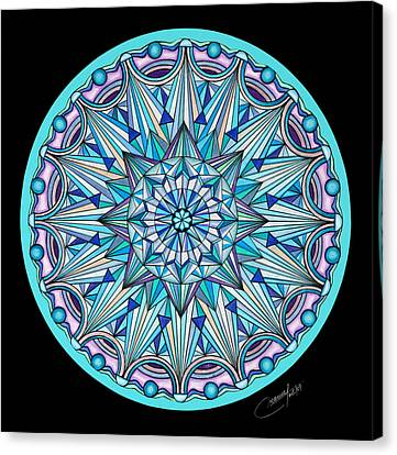 The Peace Within Canvas Print by Marcia Lupo