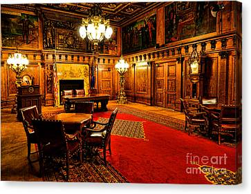 The Pennsylvania Governor Office Canvas Print by Olivier Le Queinec