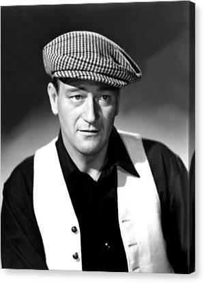 The Quiet Man, John Wayne, 1952 Canvas Print by Everett