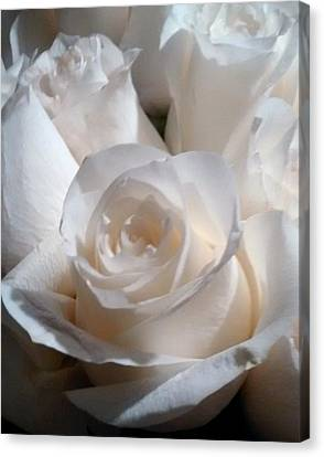 The Rose Canvas Print by Bruce Lennon