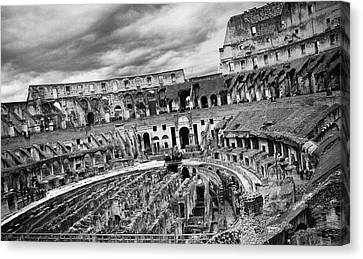 This Is Rome Canvas Print by Paul Jarrett