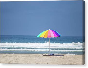 This, This Is Summer Canvas Print by Peter Tellone