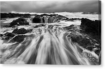 Thors Well Truly A Place Of Magic 6 Canvas Print by Bob Christopher
