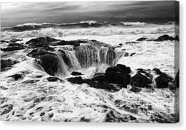 Thors Well Truly A Place Of Magic 7 Canvas Print by Bob Christopher