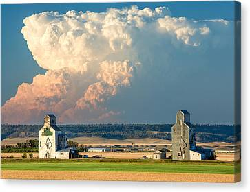 Thunderhead Canvas Print by Todd Klassy