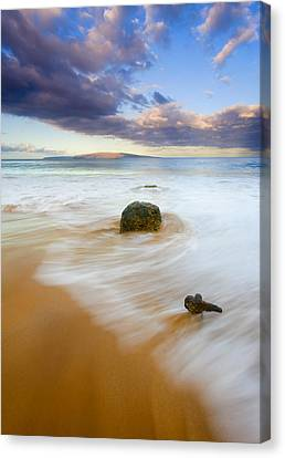 Tied To The Past Canvas Print by Mike  Dawson