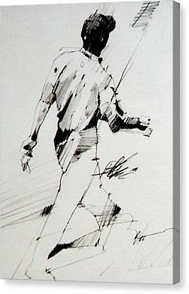 Tiger  Canvas Print by David Kilmer