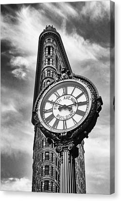 Time And Again Canvas Print by Jessica Jenney