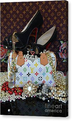 Timeless Beautiful Accessories 43 Canvas Print by To-Tam Gerwe
