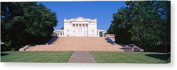 Tomb Of The Unknown Soldier, Arlington Canvas Print by Panoramic Images