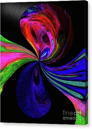 Torn Canvas Print by Terril Heilman