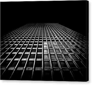 Toronto Dominion Centre No 100 Wellington St W Canvas Print by Brian Carson