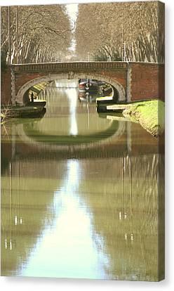 Toulouse - A Different View Canvas Print by Dagmar Batyahav