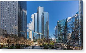 Tour Coupole Canvas Print by Mike Franks