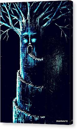 Tower Canvas Print by Paulo Zerbato