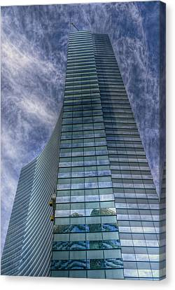 Tower Canvas Print by Stephen Campbell