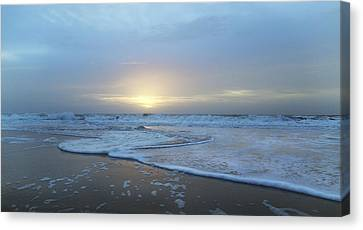 Tranquil Vacancy  Canvas Print by Betsy C Knapp