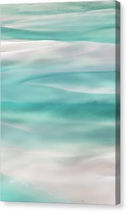 Tranquil Turmoil Canvas Print by Az Jackson