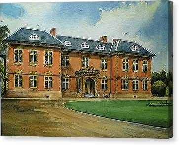 Tredegar House Canvas Print by Andrew Read
