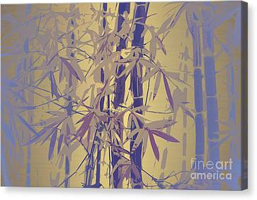 Tree Collection Canvas Print by Marvin Blaine