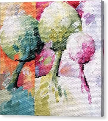 Trente Six Arbres Canvas Print by Beatrice BEDEUR