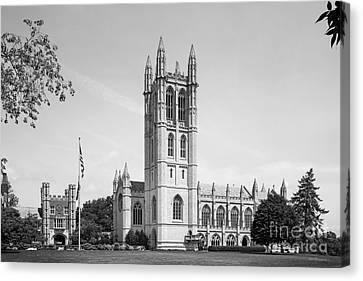 Trinity College Chapel Canvas Print by University Icons
