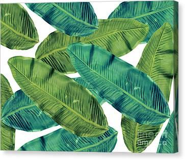 Tropical Colors 2 Canvas Print by Mark Ashkenazi