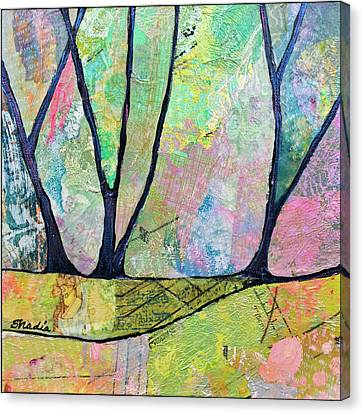Twilight Iv Canvas Print by Shadia