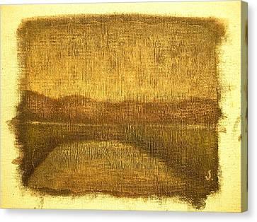 Twilight Canvas Print by Jaylynn Johnson