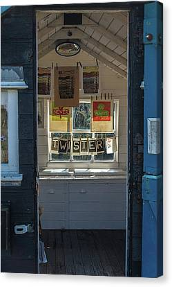 Twister Canvas Print by Jonathan Harbourne