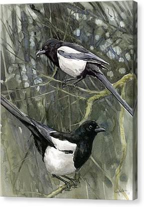 Two For Joy Canvas Print by Chris Pendleton