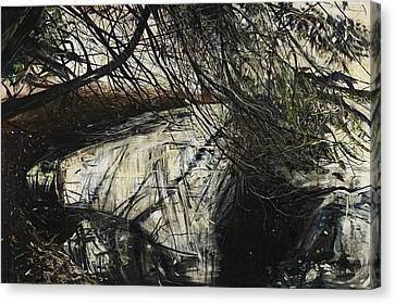 Undergrowth Canvas Print by Calum McClure