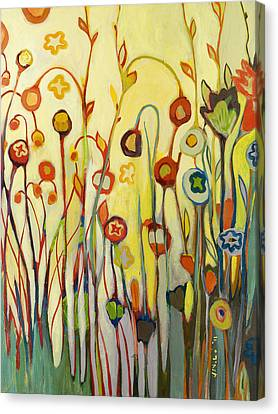 Unfolded Canvas Print by Jennifer Lommers