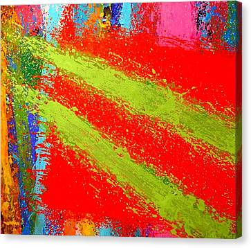 Unison Canvas Print by John  Nolan