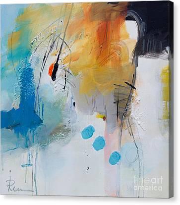 Untitled-26 Canvas Print by Ira Ivanova