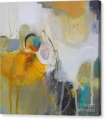 Untitled-28 Canvas Print by Ira Ivanova