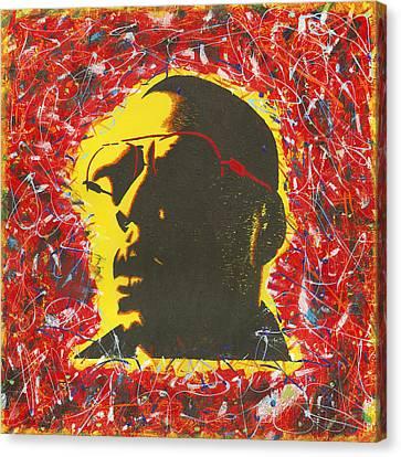 Untouchable Canvas Print by Brad Coleman