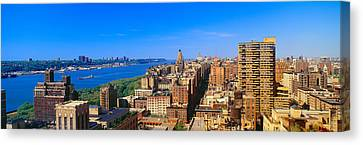 Upper West Side, Manhattan, New York Canvas Print by Panoramic Images